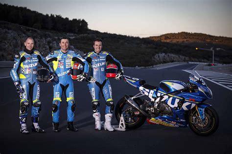 Suzuki Racing Team Photos 2015 Suzuki Gsx R1000 Endurance Race Bike