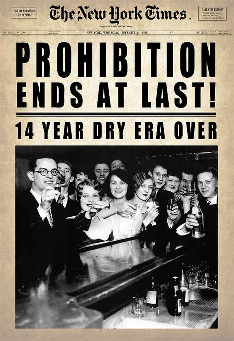 prohibition ends prohibition ends at last 1933 digital art by daniel hagerman
