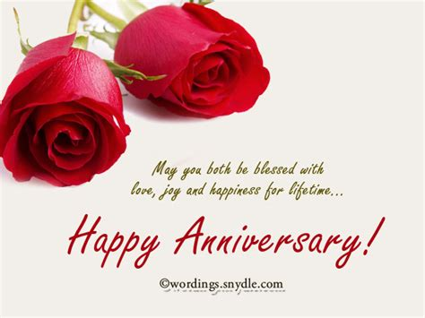 Wedding Anniversary Wishes Words by Wedding Anniversary Messages Wishes And Wordings