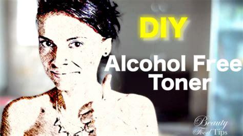Toner Acne Vnatural Alkohol Whitening Vnatural diy free toner for acne prone skin food tips