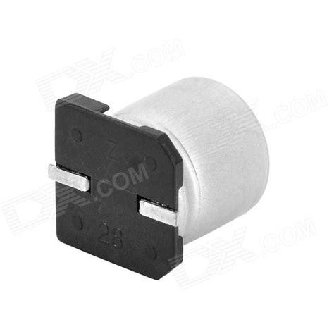 470uf 50v smd capacitor 2 2 470uf electrolytic capacitor assortment kit 16 50v 100 pcs worldwide free shipping dx