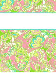 lilly pulitzer binder cover templates lilly pulitzer binder cover templates purple www imgkid