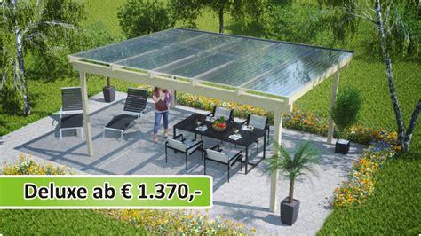 terrassendach alu freistehend 220 bersicht freistehenden terrassen 252 berdachungen aus alu holz