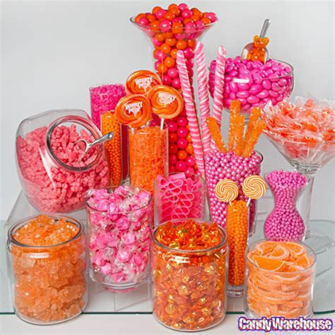 Home Decorator Warehouse Orange Amp Pink Candy Buffet Photo Gallery