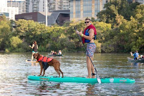lake austin paddle boat rentals paddle boarding austin sup rentals on lady bird lake