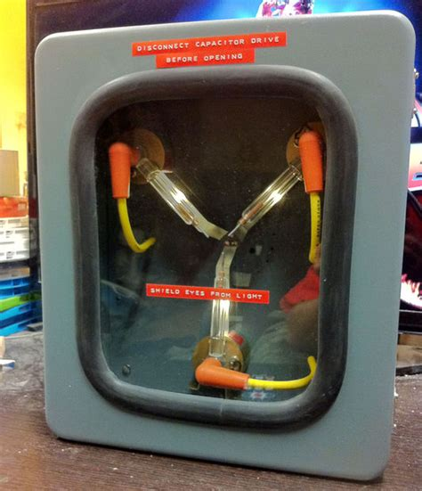 flux capacitor how it works flux capacitor back to the future