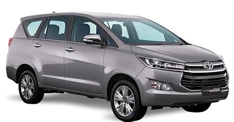 Toyota All New Inova All New Toyota Innova 2016 Official Pictures And Specs
