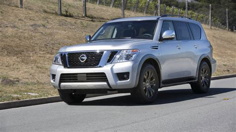 2017 nissan armada exterior 2017 nissan armada suv review with price horsepower and