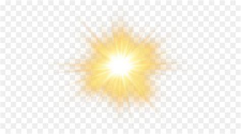 sunlight sky yellow pattern sun effect transparent png