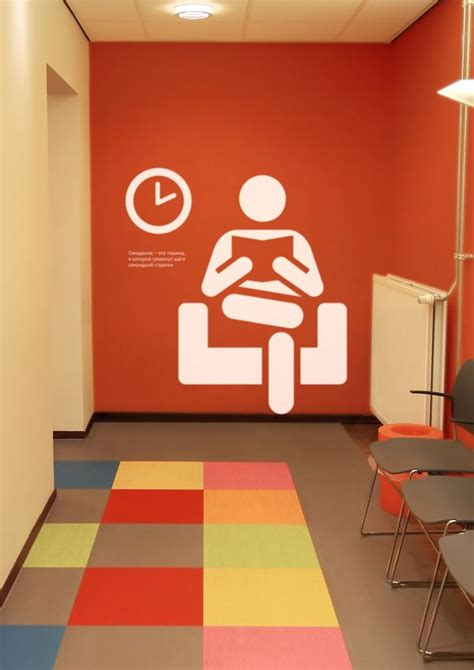 environmental graphic design 26 best medical health care wall graphics images on