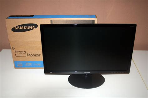 Samsung 24 S24d300 Led Wide Screen samsung s24d300h 24 zoll led monitor 2ms reaktionszeit unboxing german hd