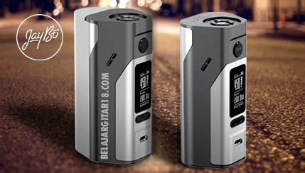 Harga Vape Merk Wismec 8 merk vapor yang bagus untuk pemula dan profesional