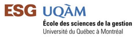 Mba Esg Uqam by Risk Management Conference