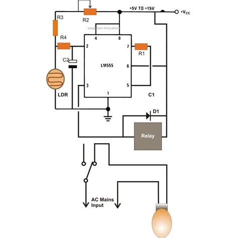 automatic light switch timer no wiring light controller wiring diagram 31 wiring diagram images