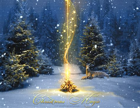 images of christmas magic christmas magic by silenigmaarts on deviantart