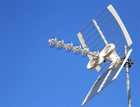 how to install an outdoor digital tv antenna ebay