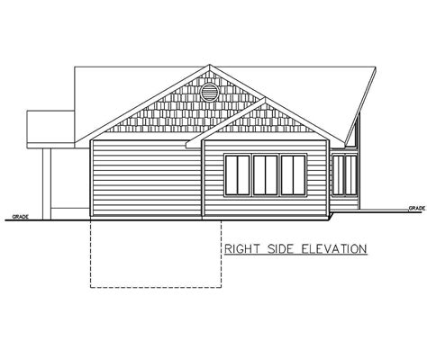house plan 1978 2 bedrm 1978 sq ft ranch house plan 132 1687