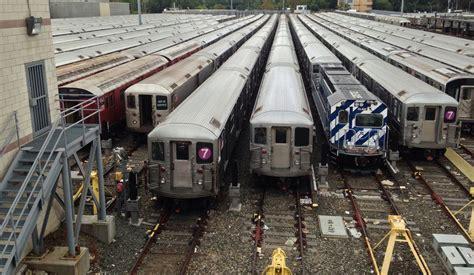 Nycs Subways Go by 12 Secrets Of The New York Subway Travel Smithsonian