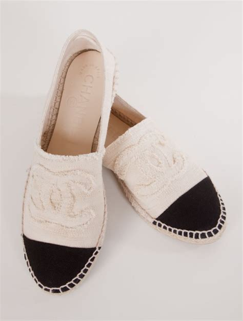 chanel slippers chanel flats