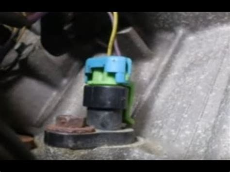 crankshaft position sensor location youtube