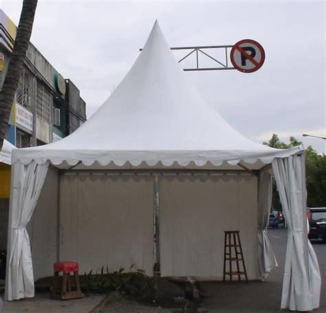 Tenda Buat Kemping jual tenda sarnafil 4x4 harga murah jakarta oleh putra jaya tenda