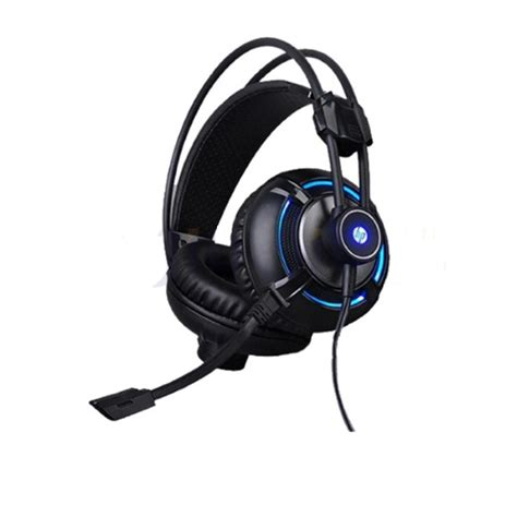 Hp H120 Headset Gaming Headphone Microphone Pc Komputer Laptop ph co pc depot headset