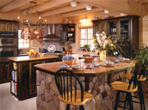 Home Plans with a Country Kitchen   House Plans and More