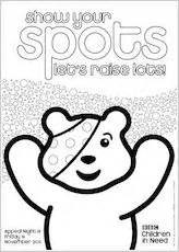 Pudsey Template Printables by Free Coloring Pages Of Pudsey
