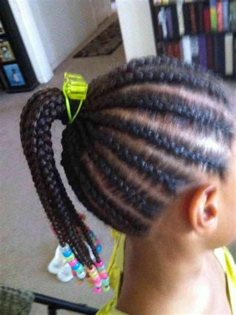 hairstyles braids for adults little girl with braids and beads hairstyles braids for