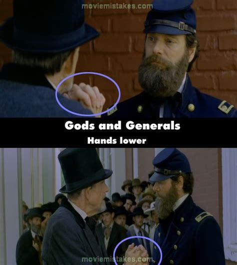watch gods and generals 2003 full movie trailer gods and generals movie mistake picture 3