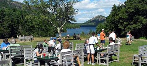 jordan pond house where to eat acadia national park u s national park service