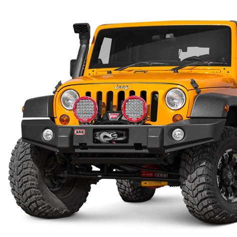 jeep rubicon winch bumper arb 174 jeep wrangler rubicon sahara unlimited rubicon