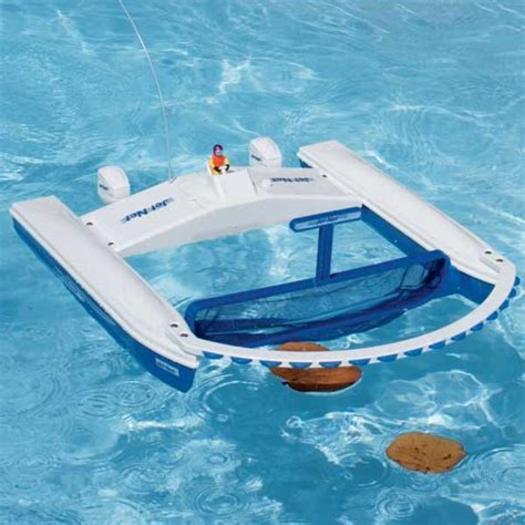 jet net remote control pool skimmer the green head