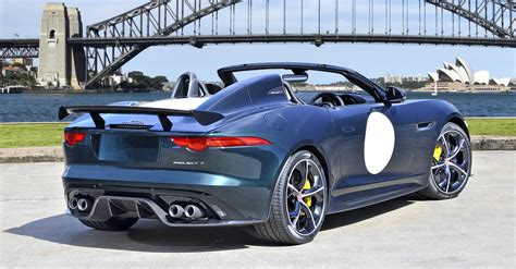 Car Types In Australia by Jaguar F Type Project 7 Arrives In Australia Photos