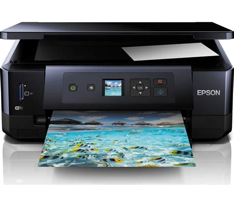 Printer Epson epson expression premium xp 540 all in one wireless inkjet printer deals pc world