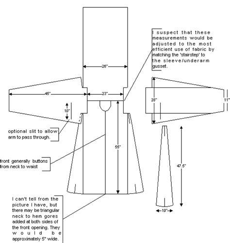 pattern drafting kaftan persian outer caftan pattern medieval period non