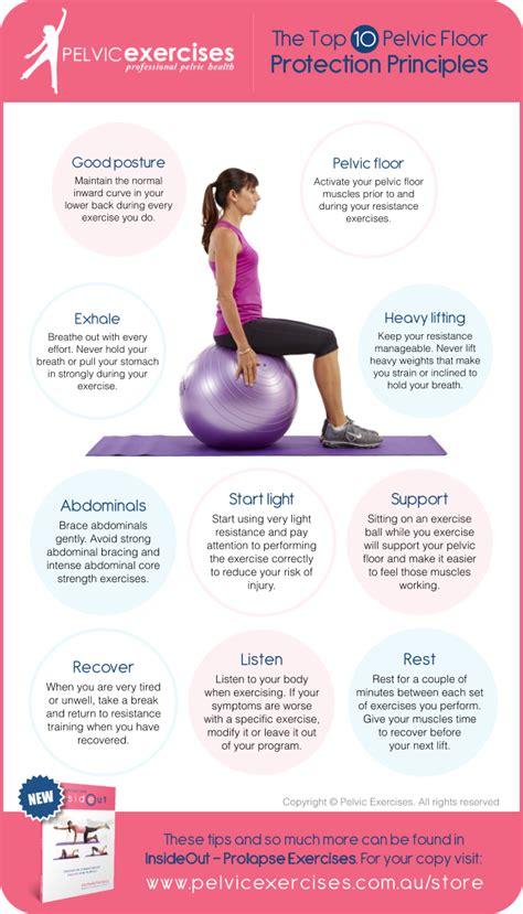 10 step guide pelvic floor safe exercises for strengthening