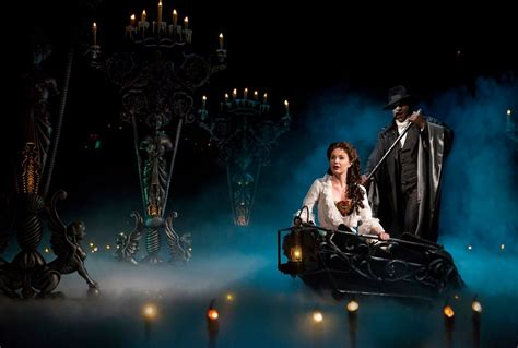 the phantom of the the phantom of the opera retains its luster the new york times