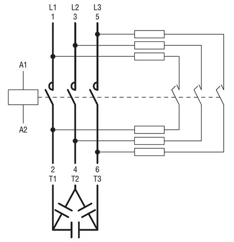 iec contactor wiring diagram dimmer switch wiring symbols