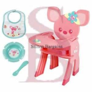 baby stella doll feeding set manhattan toy company