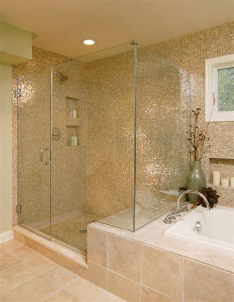 agréable Salle De Bain Faience Noire #5: faience-salle-de-bain-leroy-merlin-beige-pour-la-salle-de-bain-taupe-avec-baignoire-blanche-et-verriere.jpg