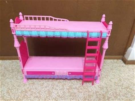 barbie sisters bunk bed barbie bunk bed ebay