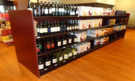 liquor store fixtures displays liquor store design
