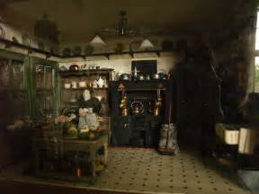 kitchen victorian homes hearth and home aga lots and lots of mouse house miniatures food