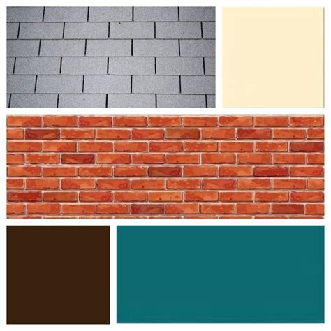 paint colors exterior with brick shutter colors for brick bricks doors