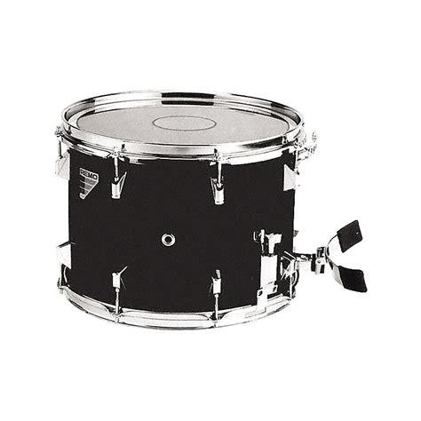 Senare Marching Band Murah Berkualitas remo bravo marching snare drum 10 x 13 in black music123
