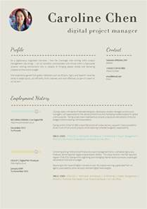 template for a cv 13 slick and highly professional cv templates guru