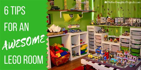 lego room  display  play mother daughter projects