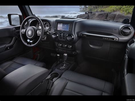 Jeep Inside 2013 Jeep Wrangler Unlimited Altitude Interior Wallpaper 7