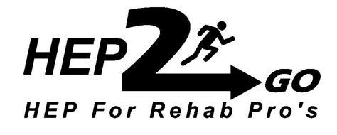 Goes For Rehab 2 by Hep2go Hep For Rehab Pro S Trademark Of Hep2go Inc